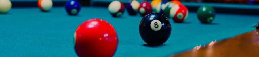 Palm Bay pool table assembly featured