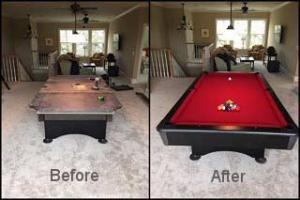 Pool-table-recovering-with-new-pool-table-felt-in-Palmbay-content-img2