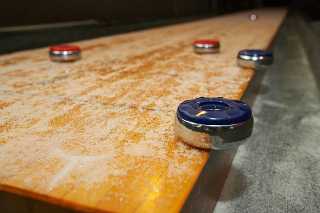 SOLO® Shuffleboard Movers Palm Bay, Florida.