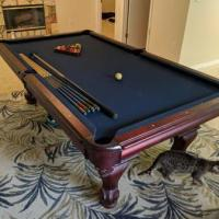 Leisure Bay Pool Table.